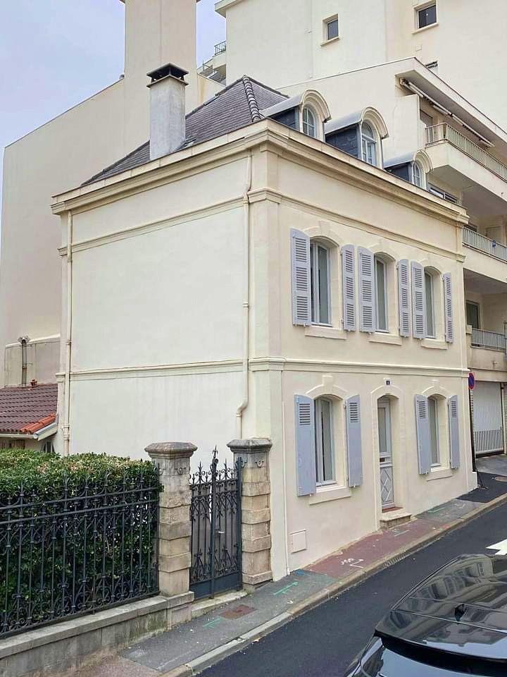Vends maison bourgeoise 100m² Biarritz hypercentre (64) - 3chambres