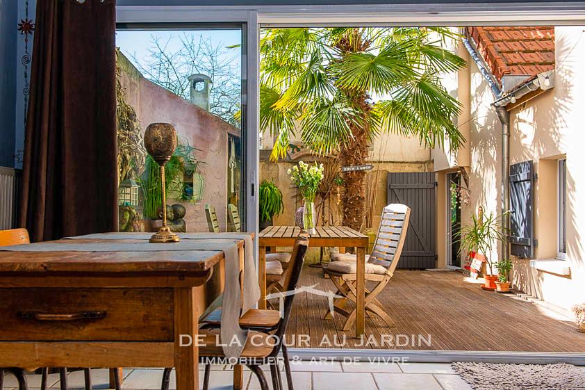 Vends Maison 169m² - 4/5chambres - 184m² de jardin - Rueil-Malmaison (92)