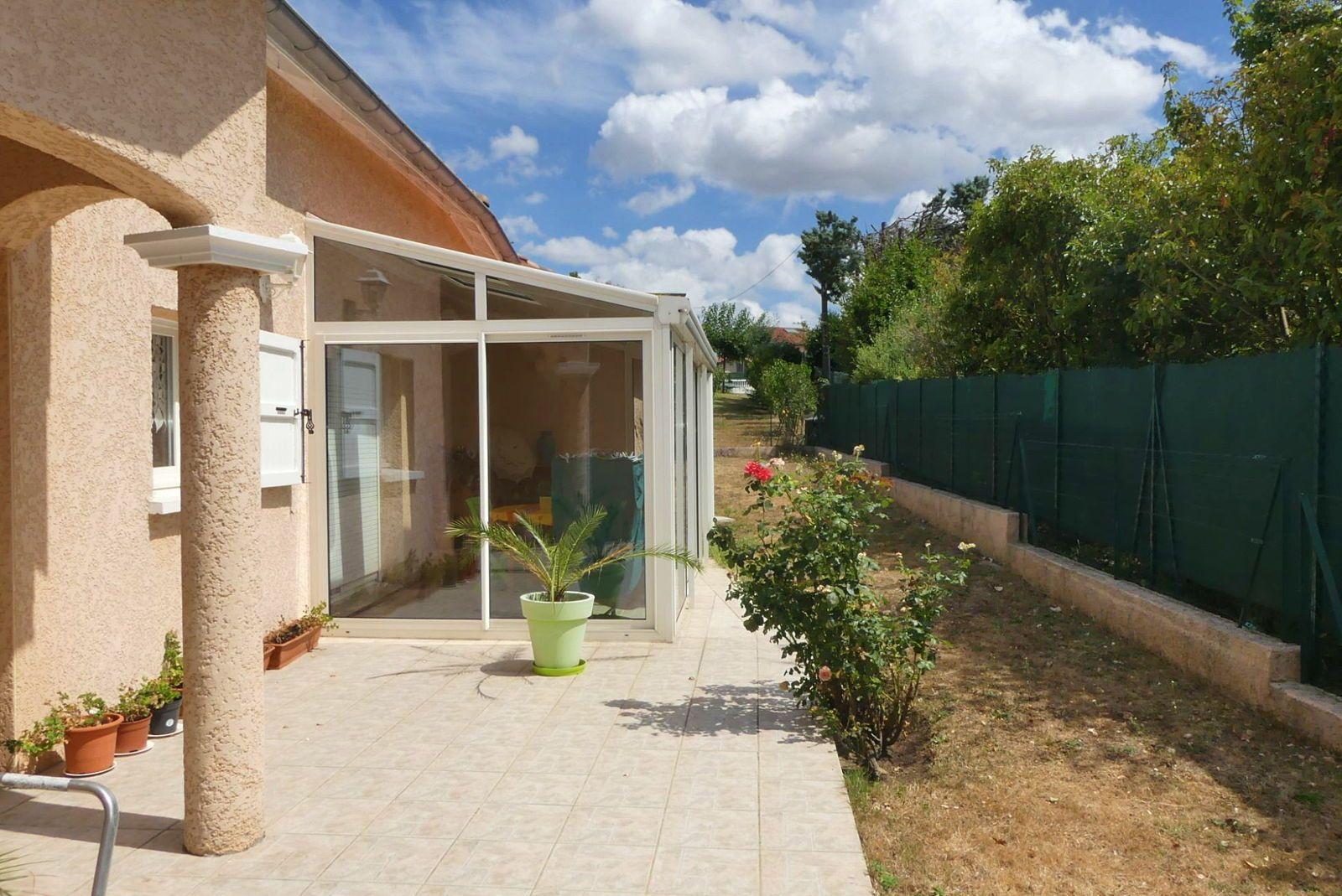 Vends maison 5chambres 150m² quartier école - Jardin (38)