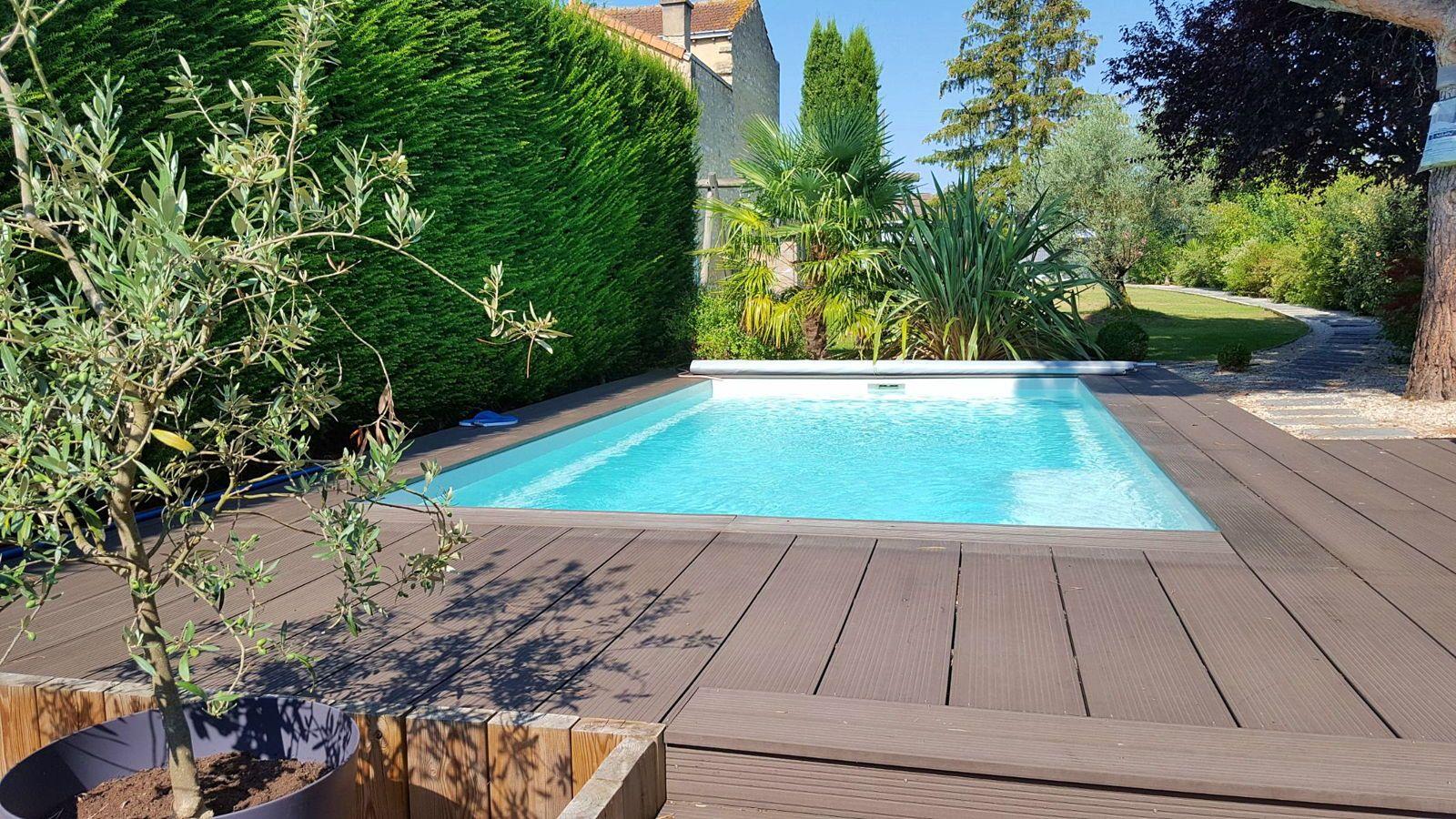 Vends maison 7chambres + piscine, Poitiers, haut du pont neuf - 260m²