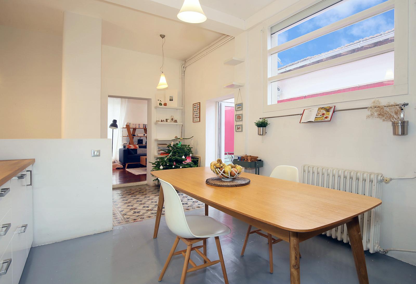 Vends maison 4chambres, 118m², proche Caousou et place Dupuy Toulouse (31)