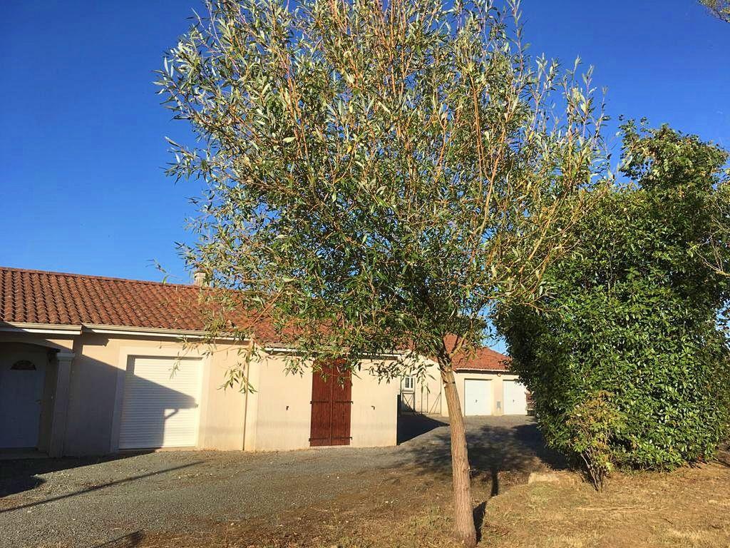 Vends maison 120m² - 3chambres à Rouillé (86)