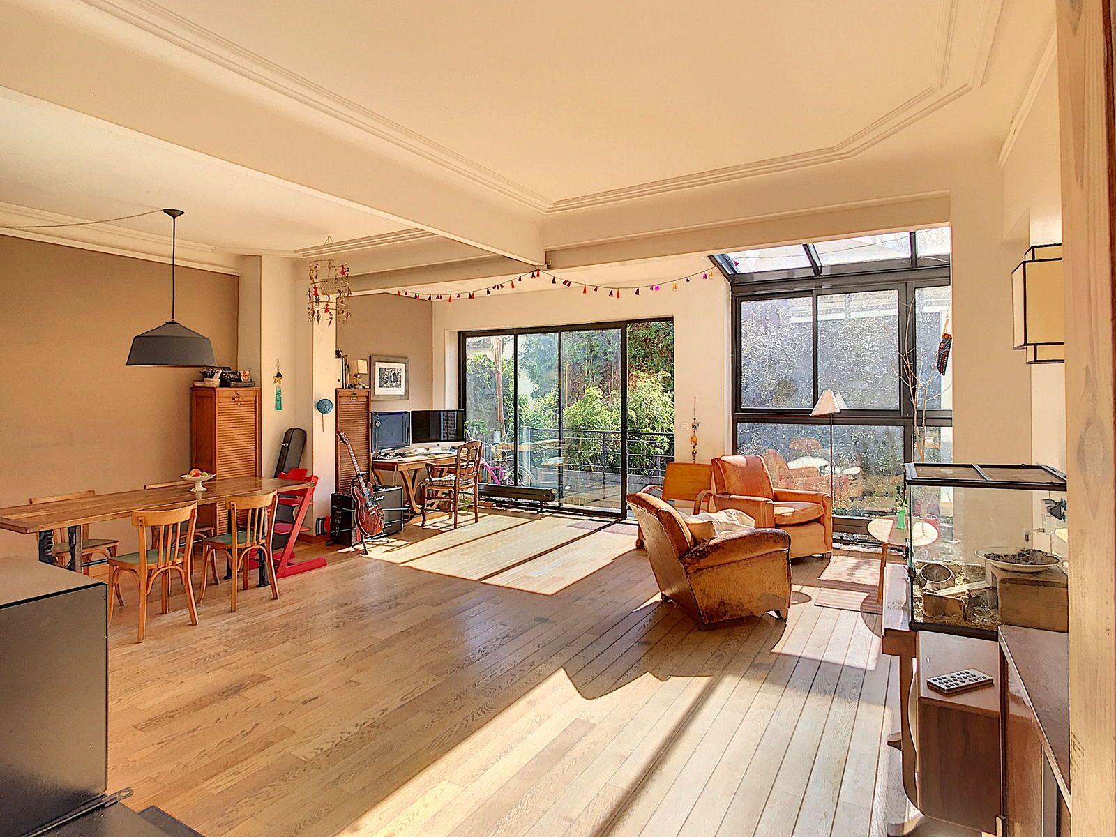 Vends maison 158m²/4chambres/terasses/jardin/transports Malakoff