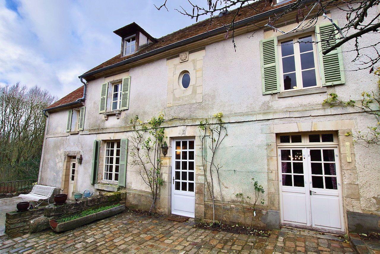 Vends maison de charme, coeur du Vexin, 300m², 5ch - Delincourt (60)