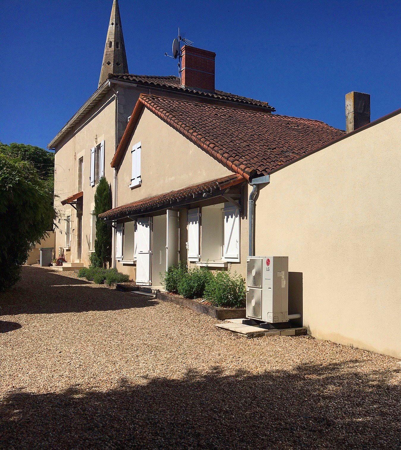 Vends Maison de Charme 275m², 4chambres, Moulismes (86)