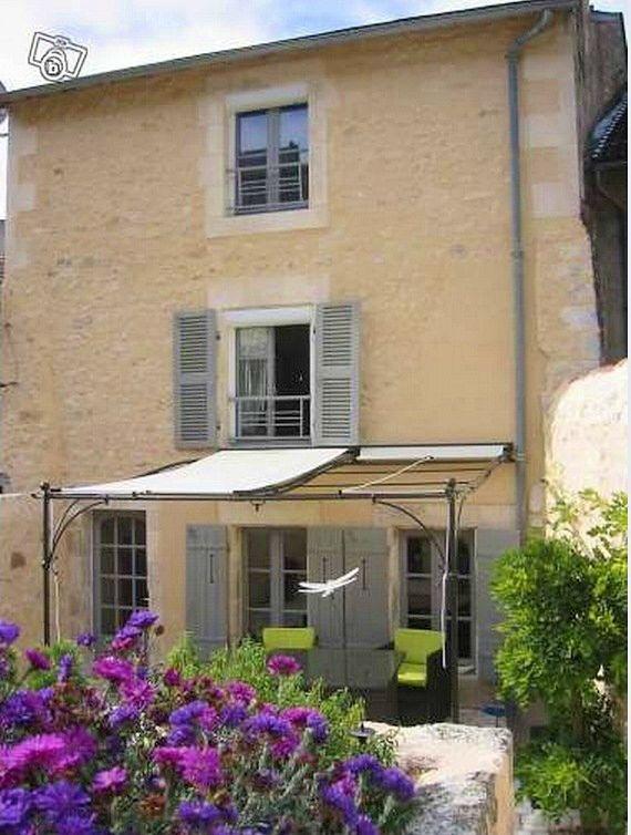 Vends maison 200m² 4chambres, Chauvigny (86)