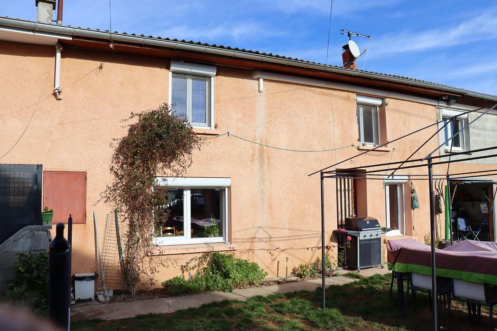Vends Maison Dauphinoise 140m² à Artas, Terrain 543m²