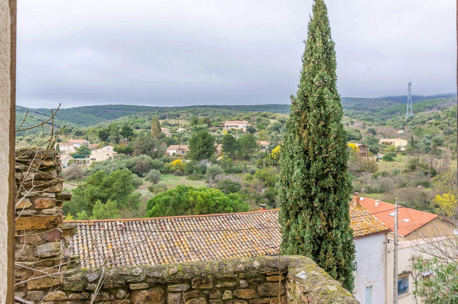 Vends maison entre vignes et garrigues à Néffies (34) - 95m²