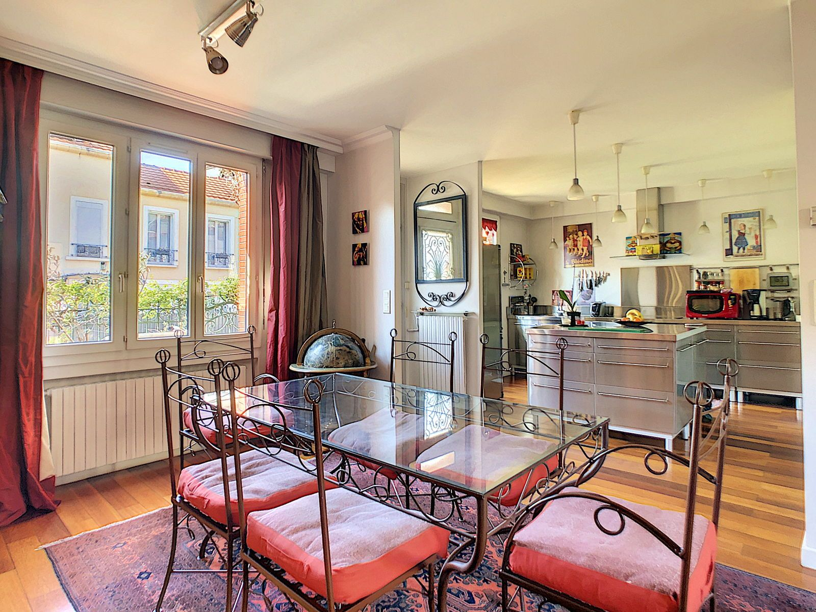 Vends maison espaces extraordinaires 300m² - 4chambres - Asnières-sur-Seine (92)