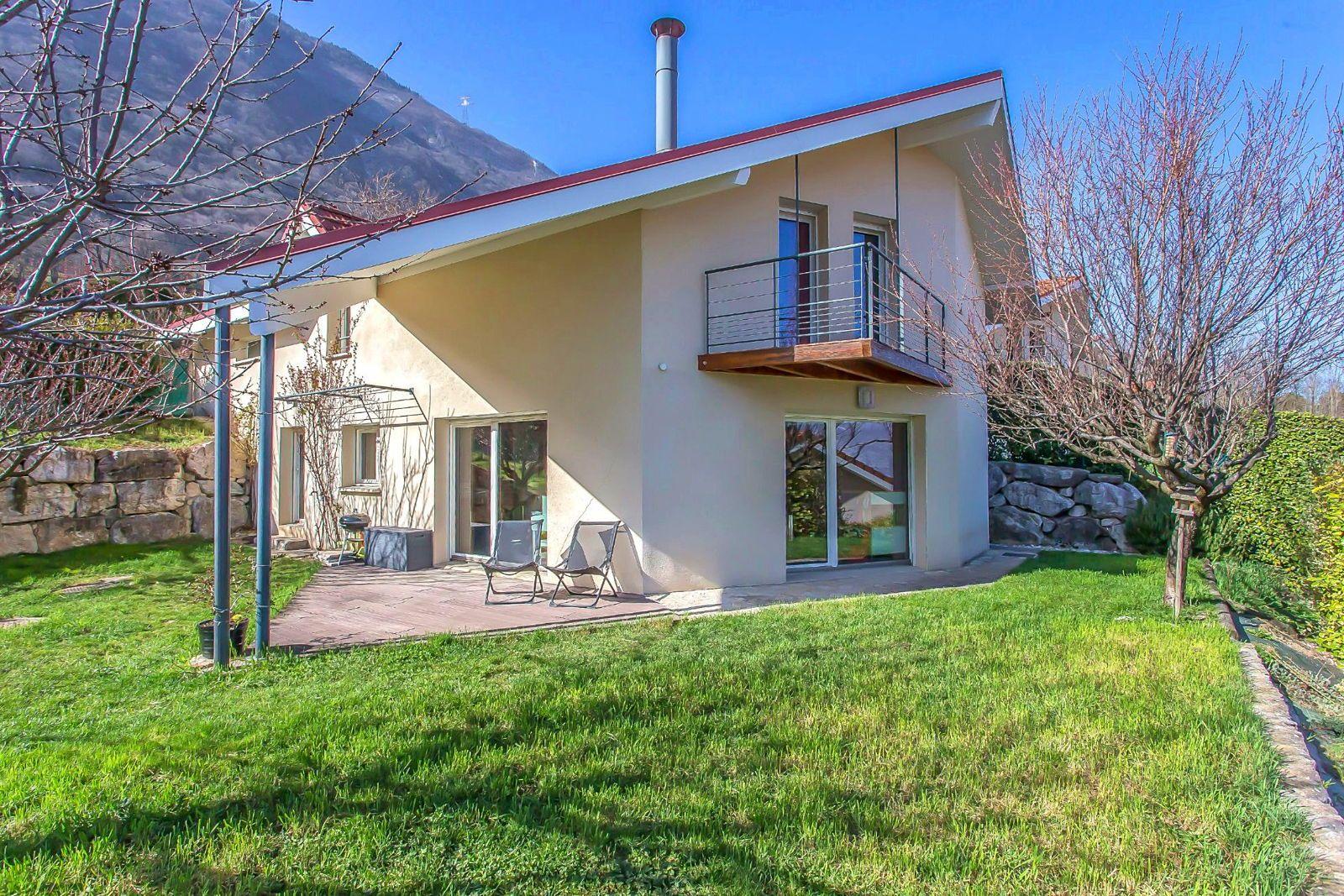 Vends maison hauteurs de Sassenage - 126m² - 4chambres
