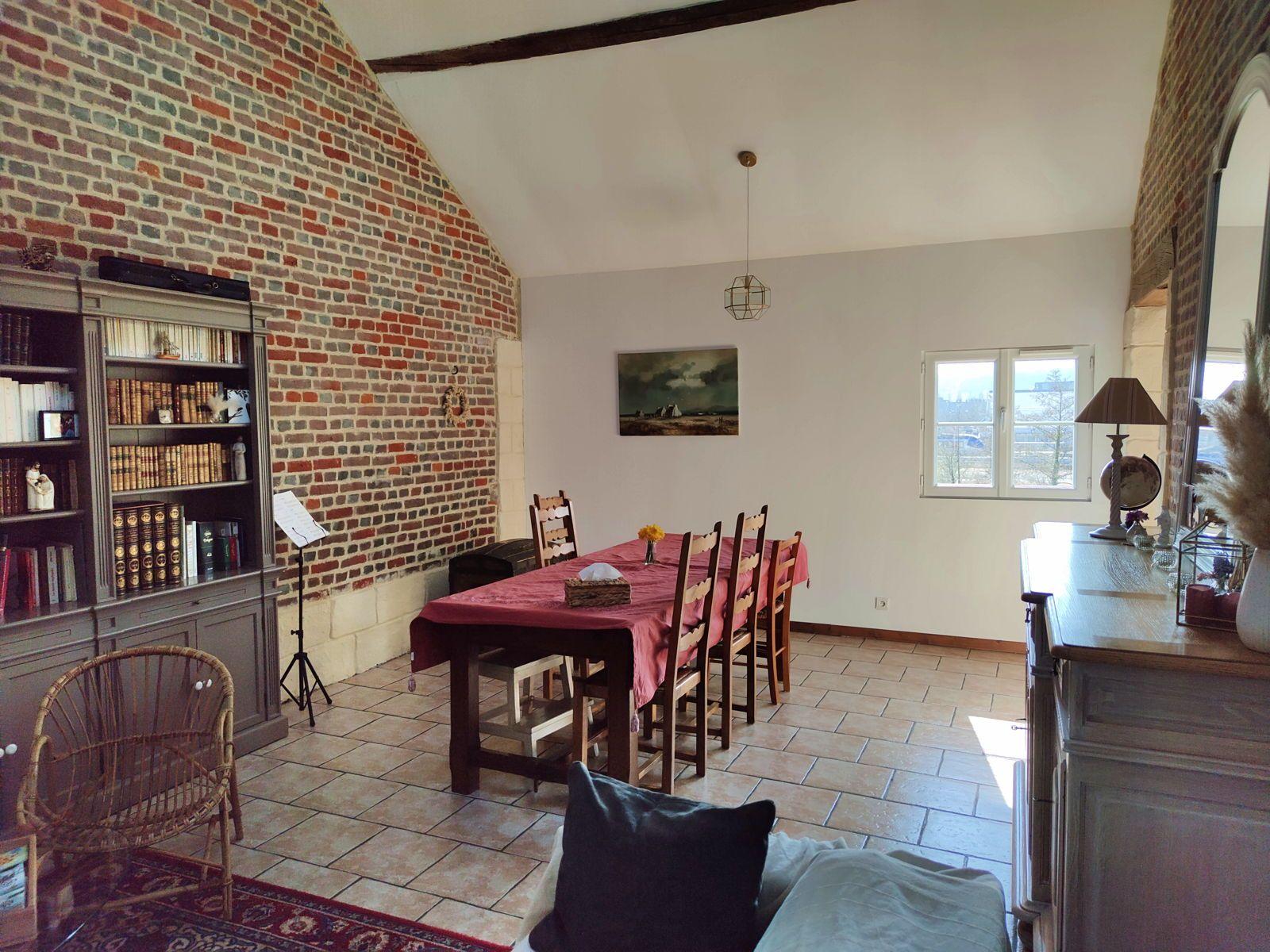 Vends maison de maître Lisieux (14) - 5chambres, 125m²