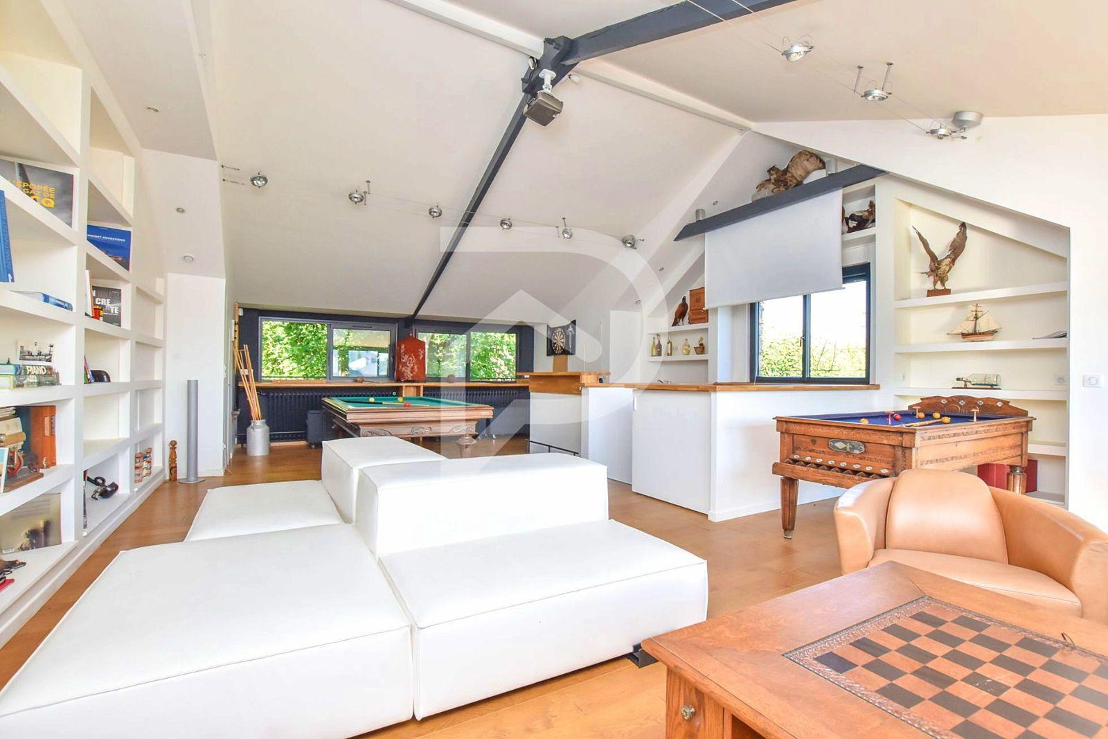 Vends Maison 430m²- 4chambres- Le Perreux