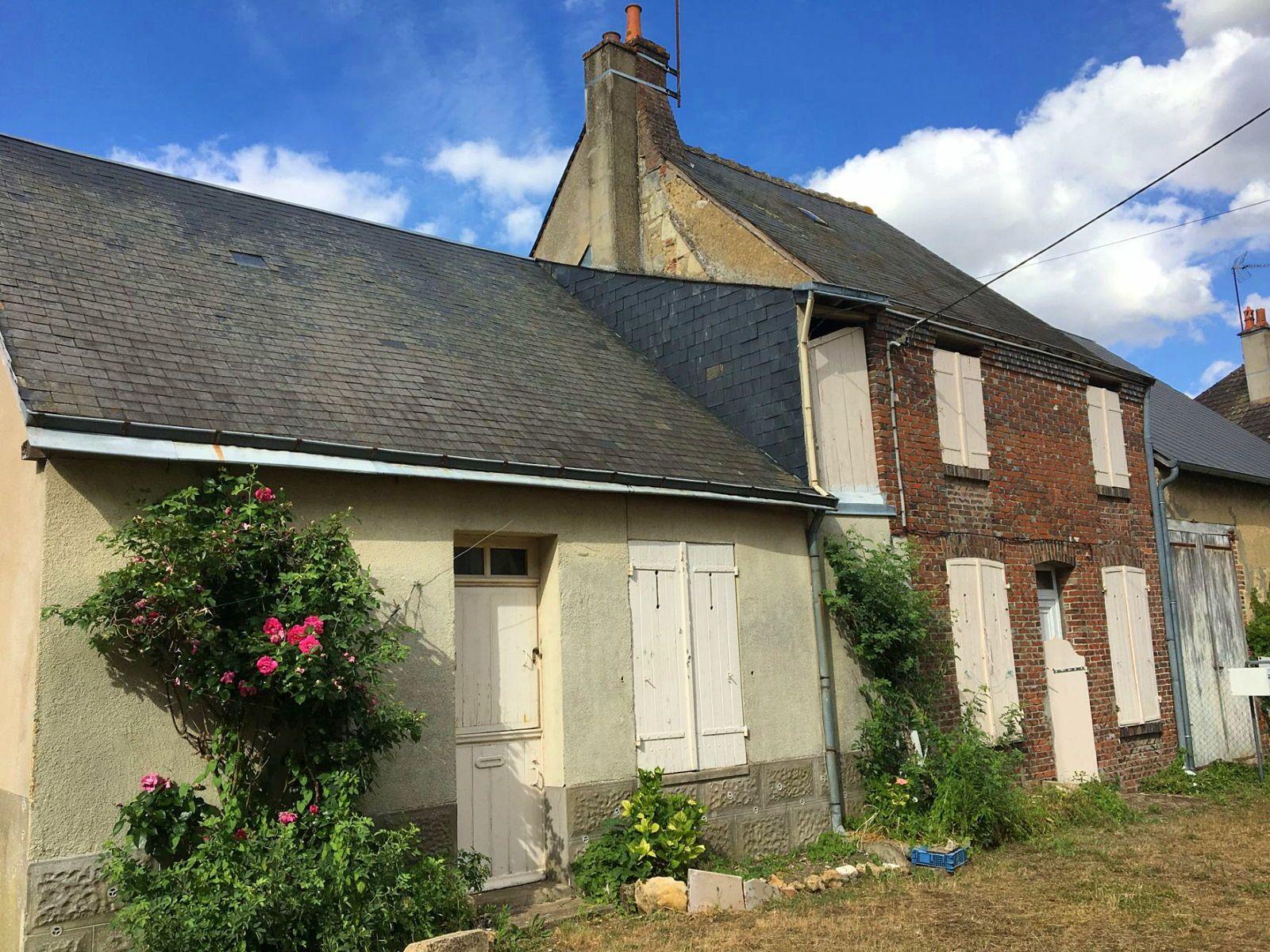 Vends maison 104m² - 4pièces - Bessé-sur-Braye (72)