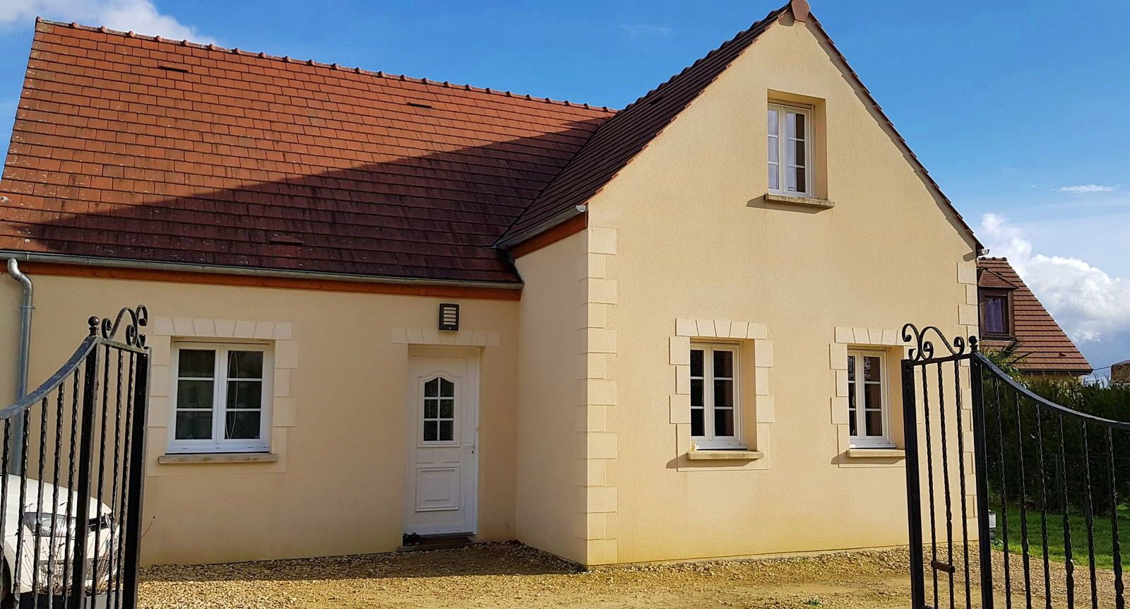Vends maison 4pièces 118m² Boissy-le-Bois - La Corne-en-Vexin (60)