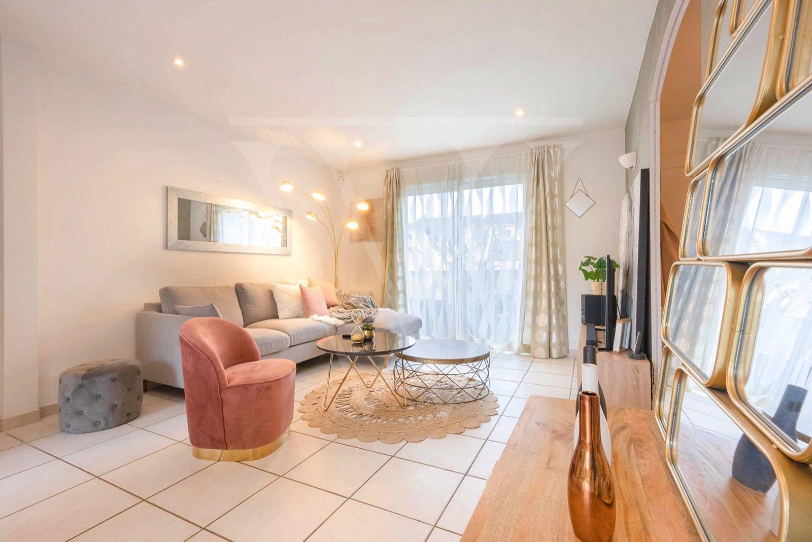 Vends Maison 4pièces 85m² garage jardin - Montpellier (34)