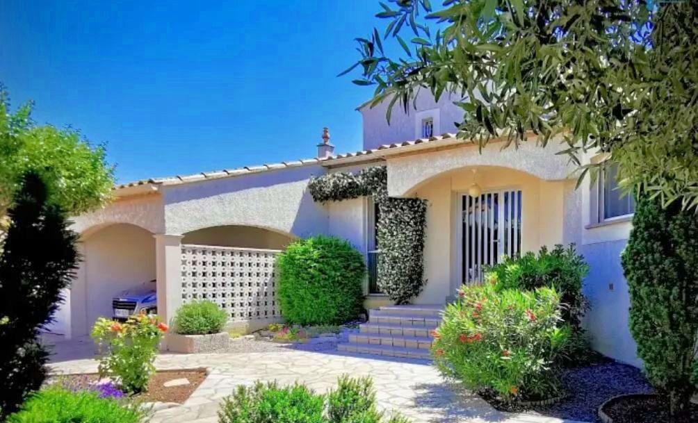 Vends maison 200m² avec piscine proche Montpellier (3à 5chambres)