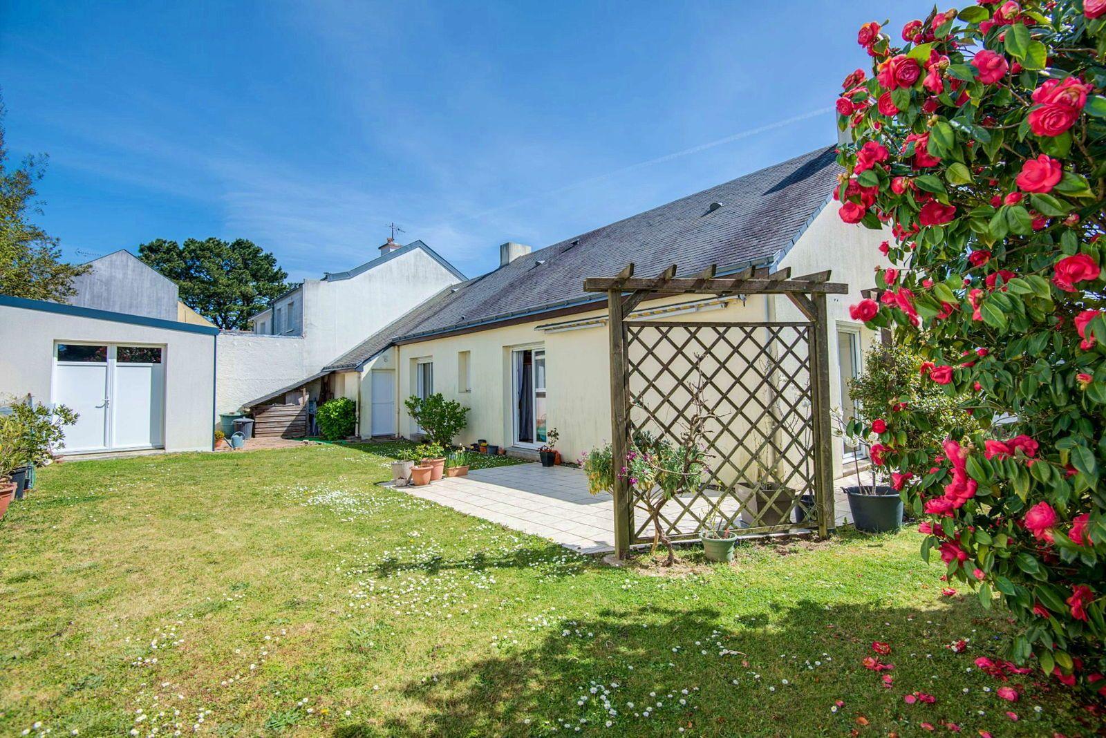 Vends Maison plain pied 5pièces quartier Doulon à Nantes