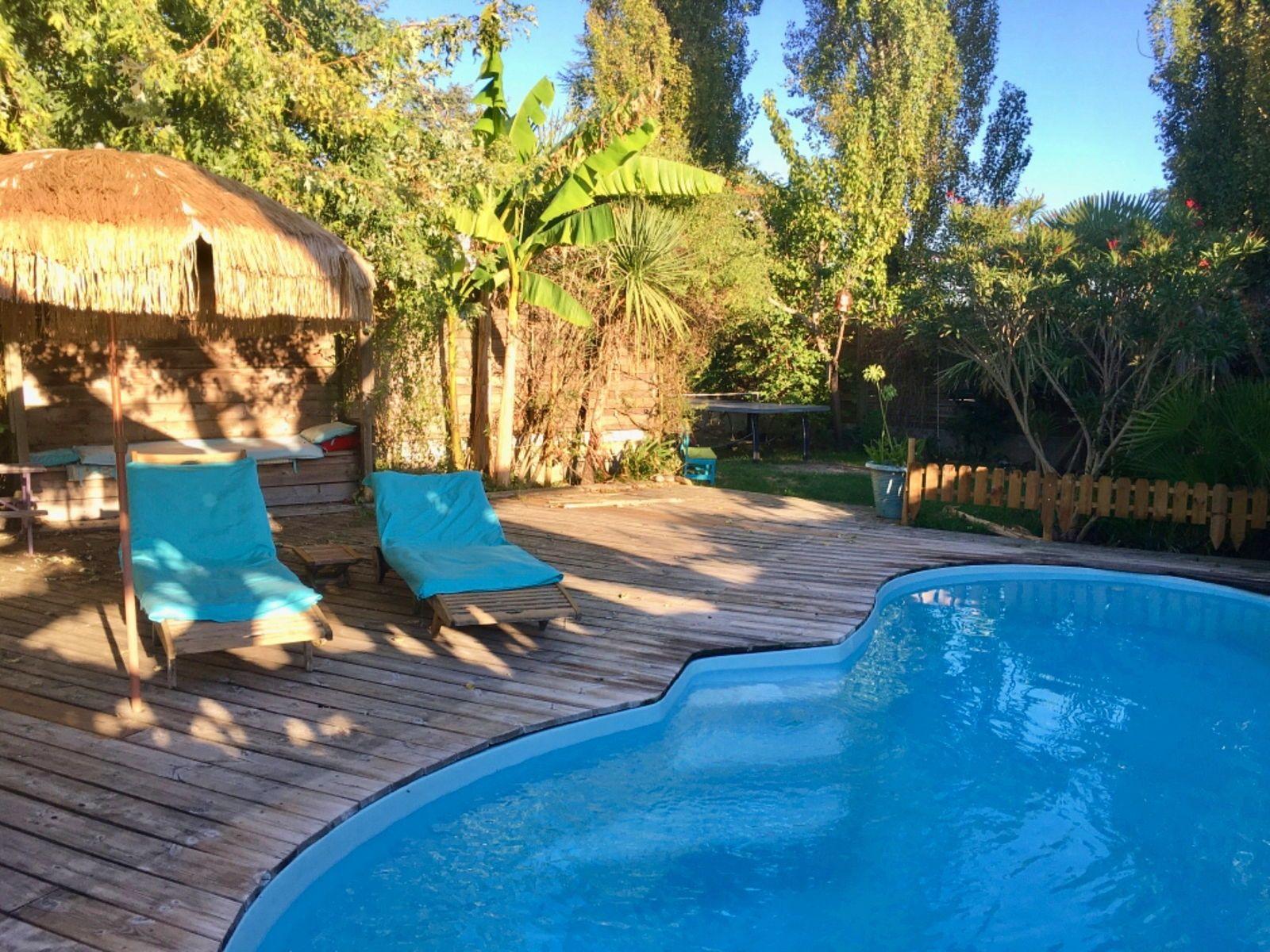 Vends maison pleine de charme, 4chambres, 140m², piscine - Anglet (64)