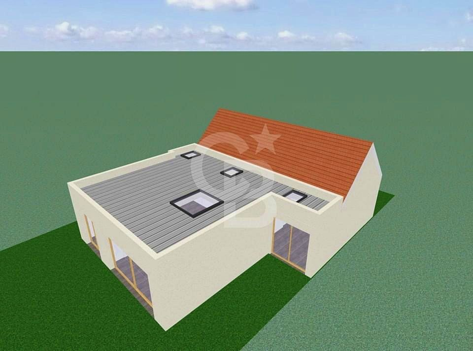 Vends maison- 4chambres, 110m² Rueil (92) quartier plaine gare