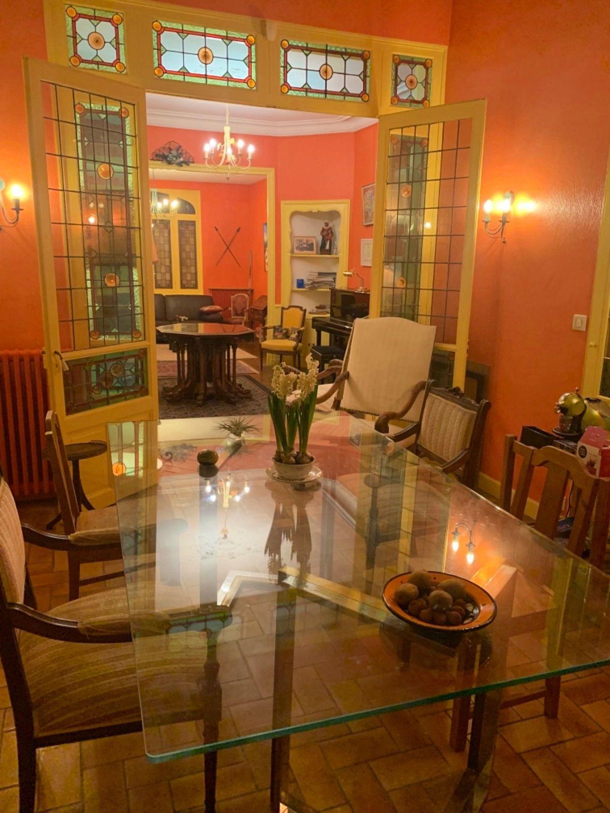Vends maison fin XIX siècle - 4chambres 192m² - Amiens Gare (80)