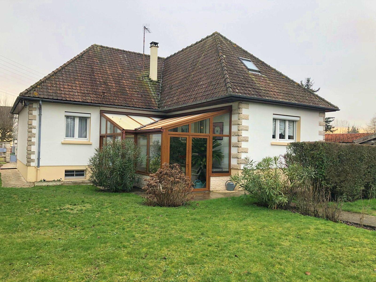 Vends Maison en Viager Occupé - Villers-Sous-Saint-Leu (60) - 4chambres, 149m²