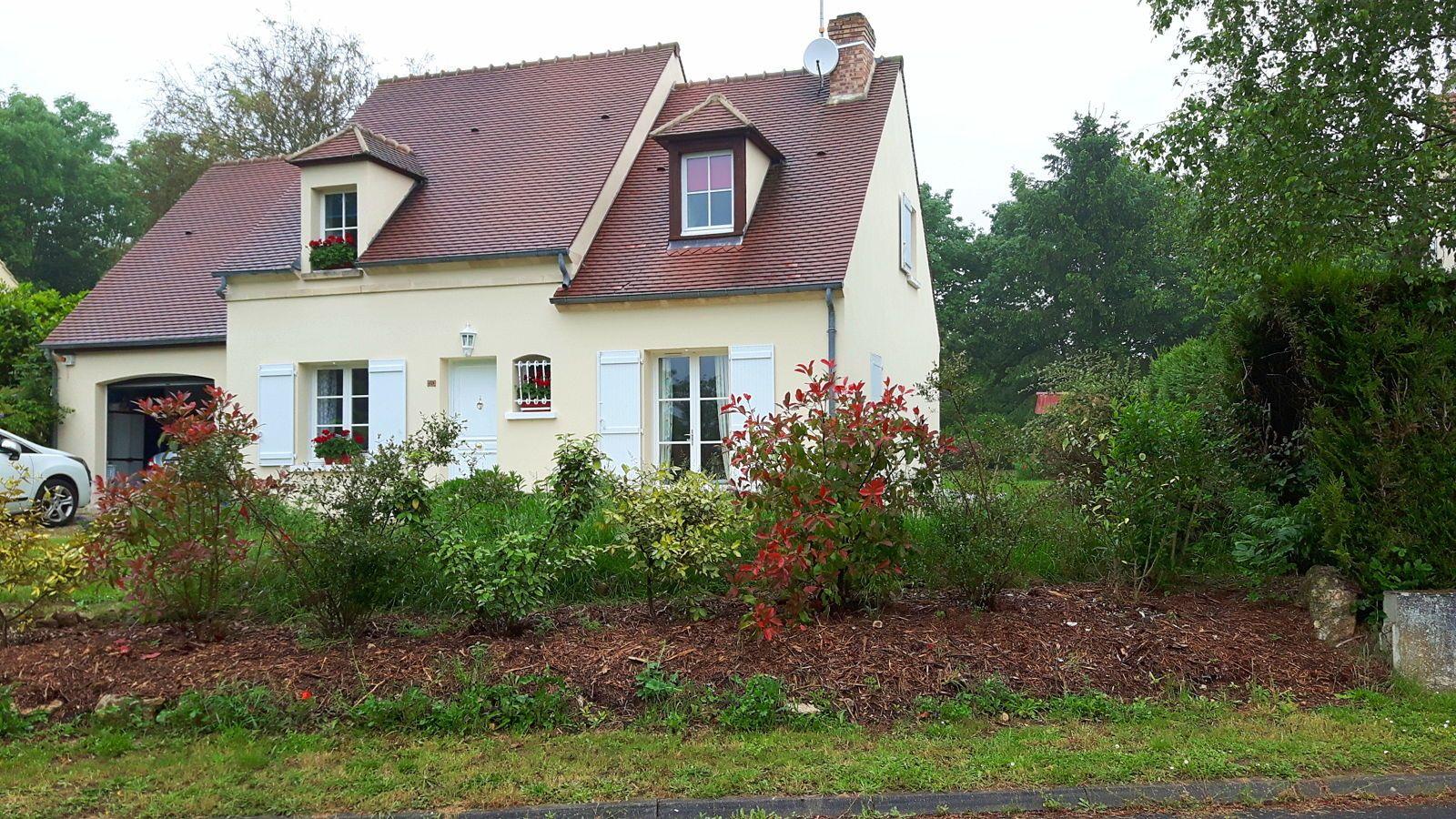 Vends Maison en Viager Occupé à Courteuil (60) - 4chambres - 126m²