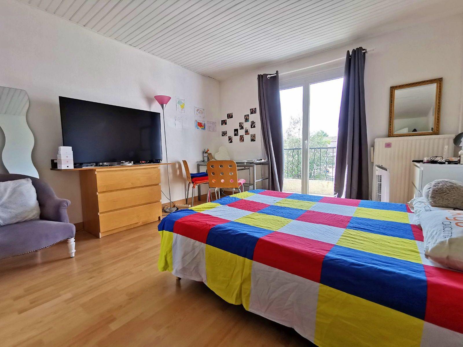 Vends maison de ville R+2sur Lattes Maurin - 4chambres, 110m²