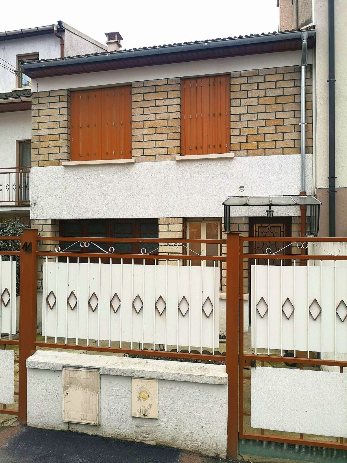 Vends Maison de ville 4p 110m² à Montreuil (93)