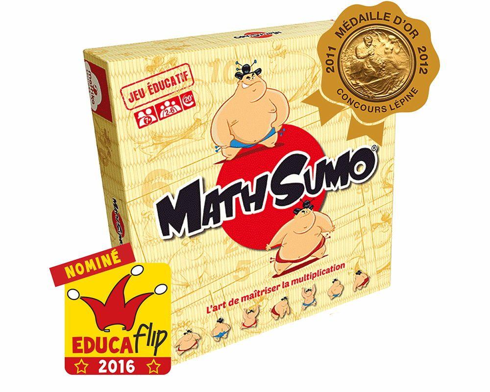 MathSumo jeu éducatif pour apprendre la multiplication
