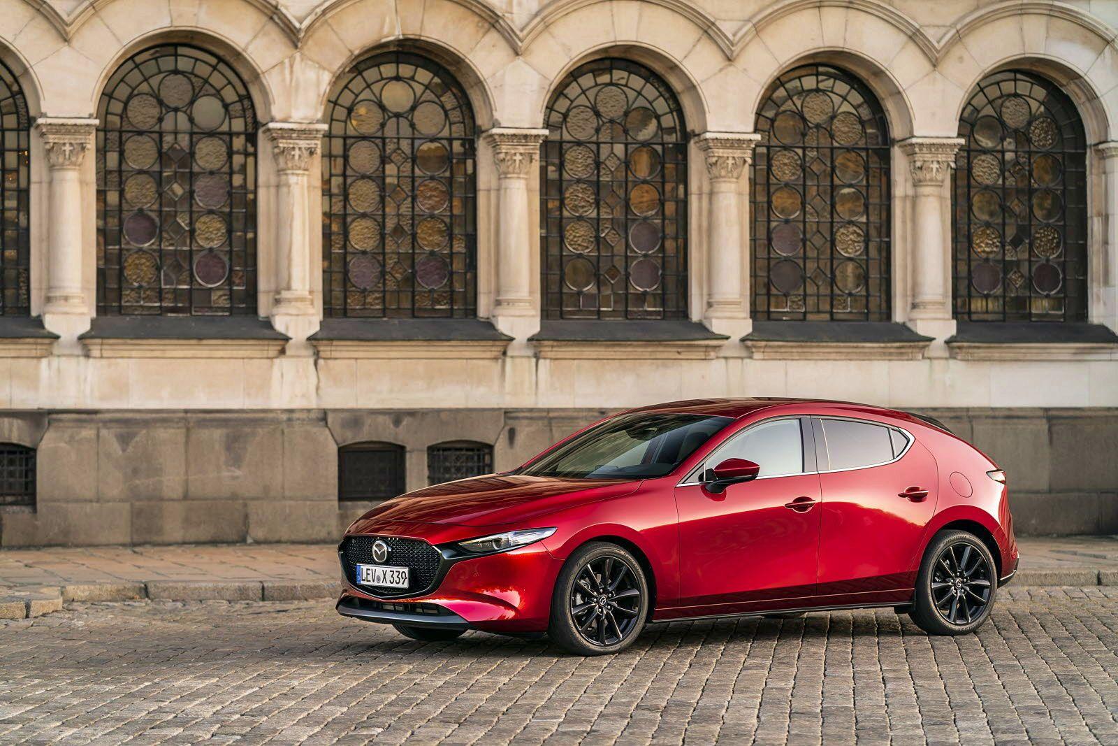 Vends Mazda3Sportline Skyactiv-X M Hybride 180ch - 2020, 8000km