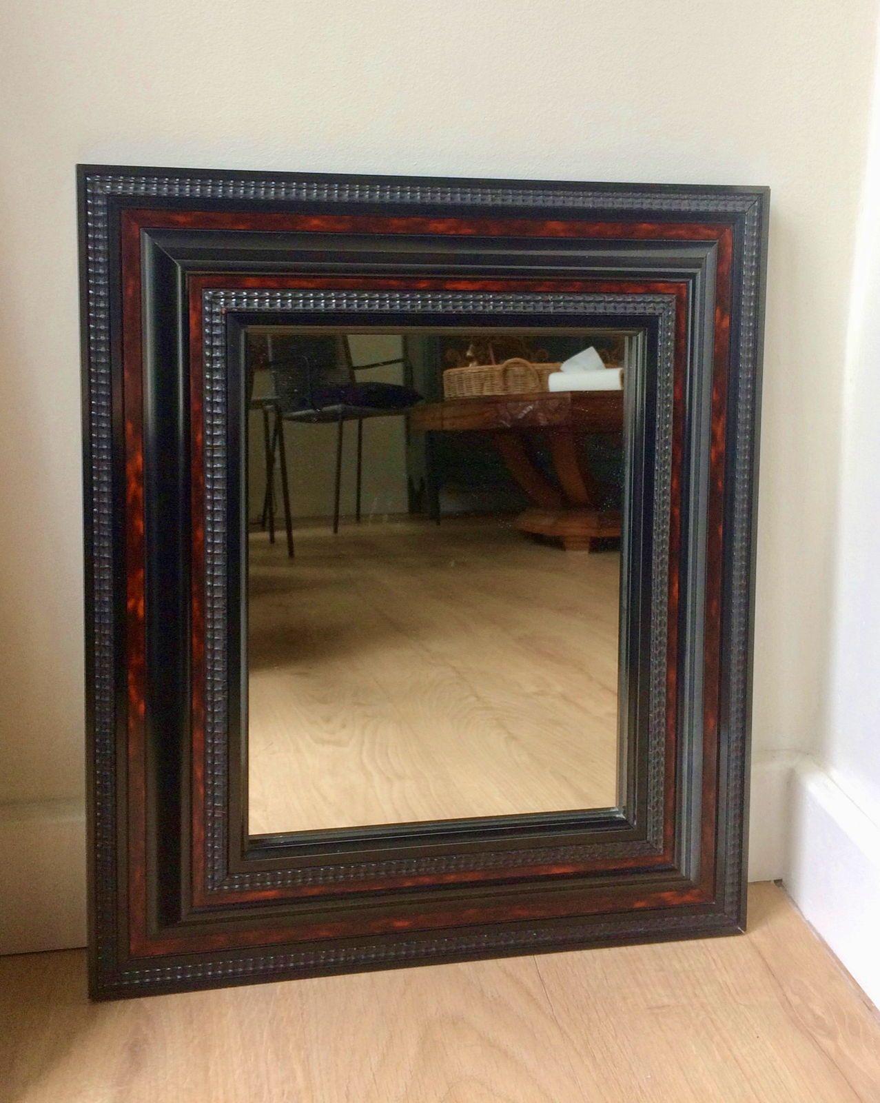 Vends miroir hollandais de belle facture
