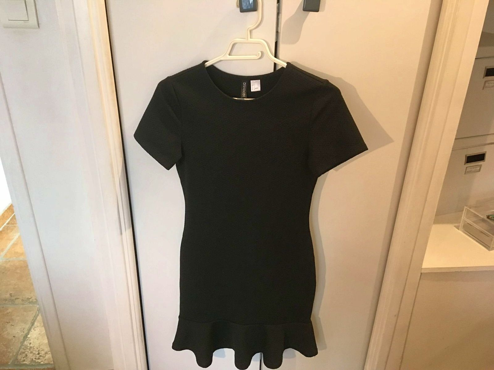 Vends robe noire - Taille S