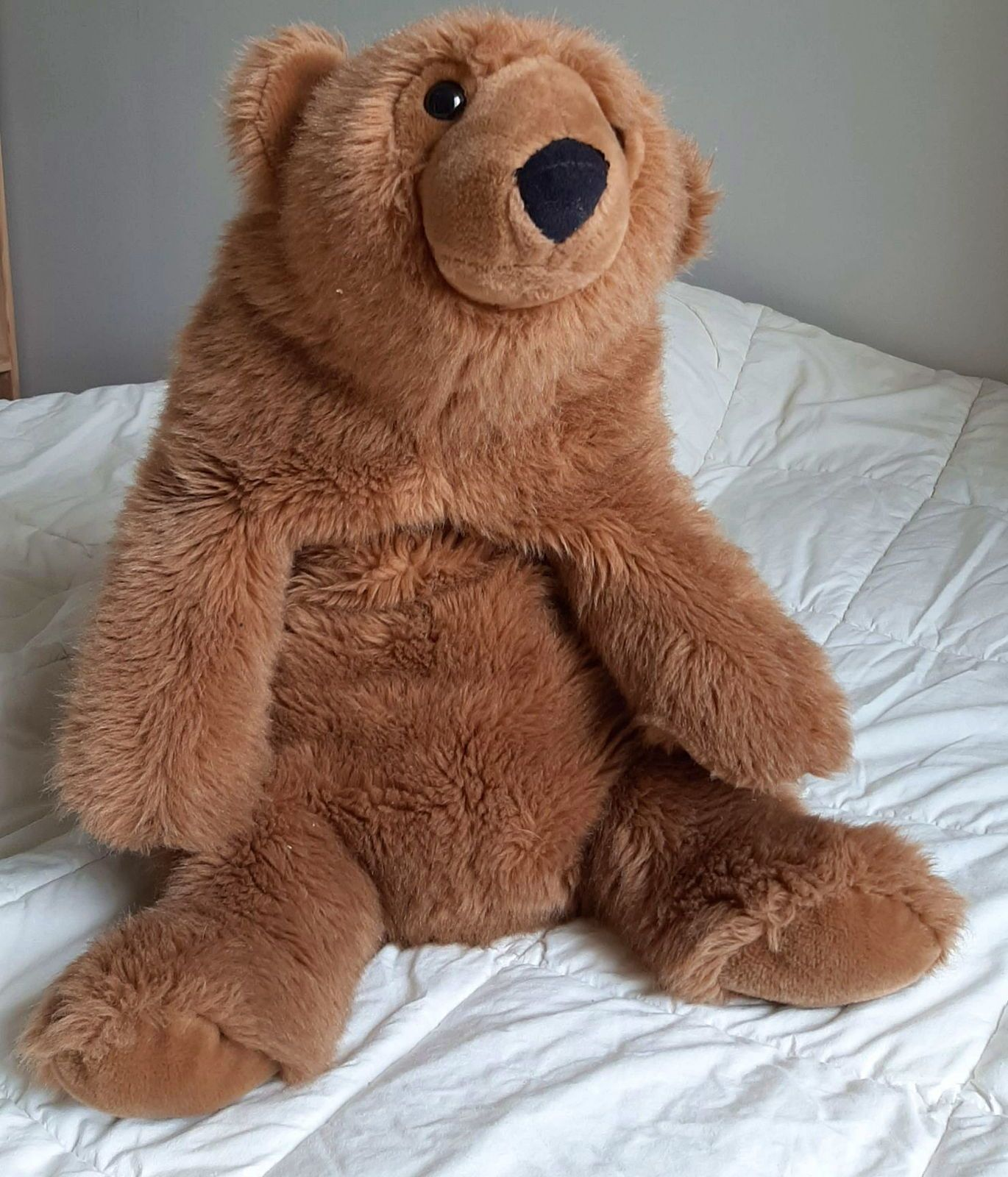 Vends gros ours en peluche