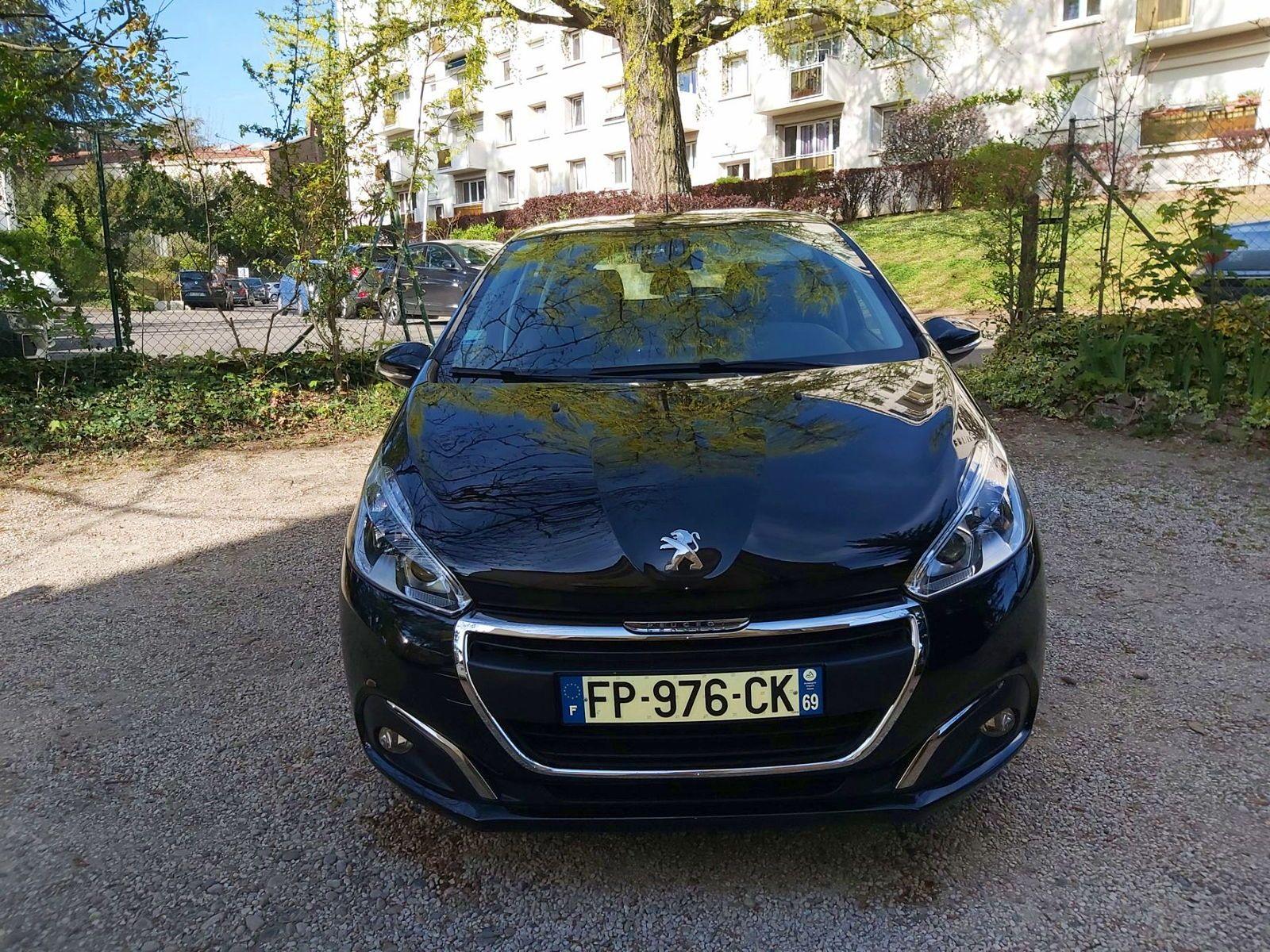 Vends Peugeot 208HDI - 54000km - 2018