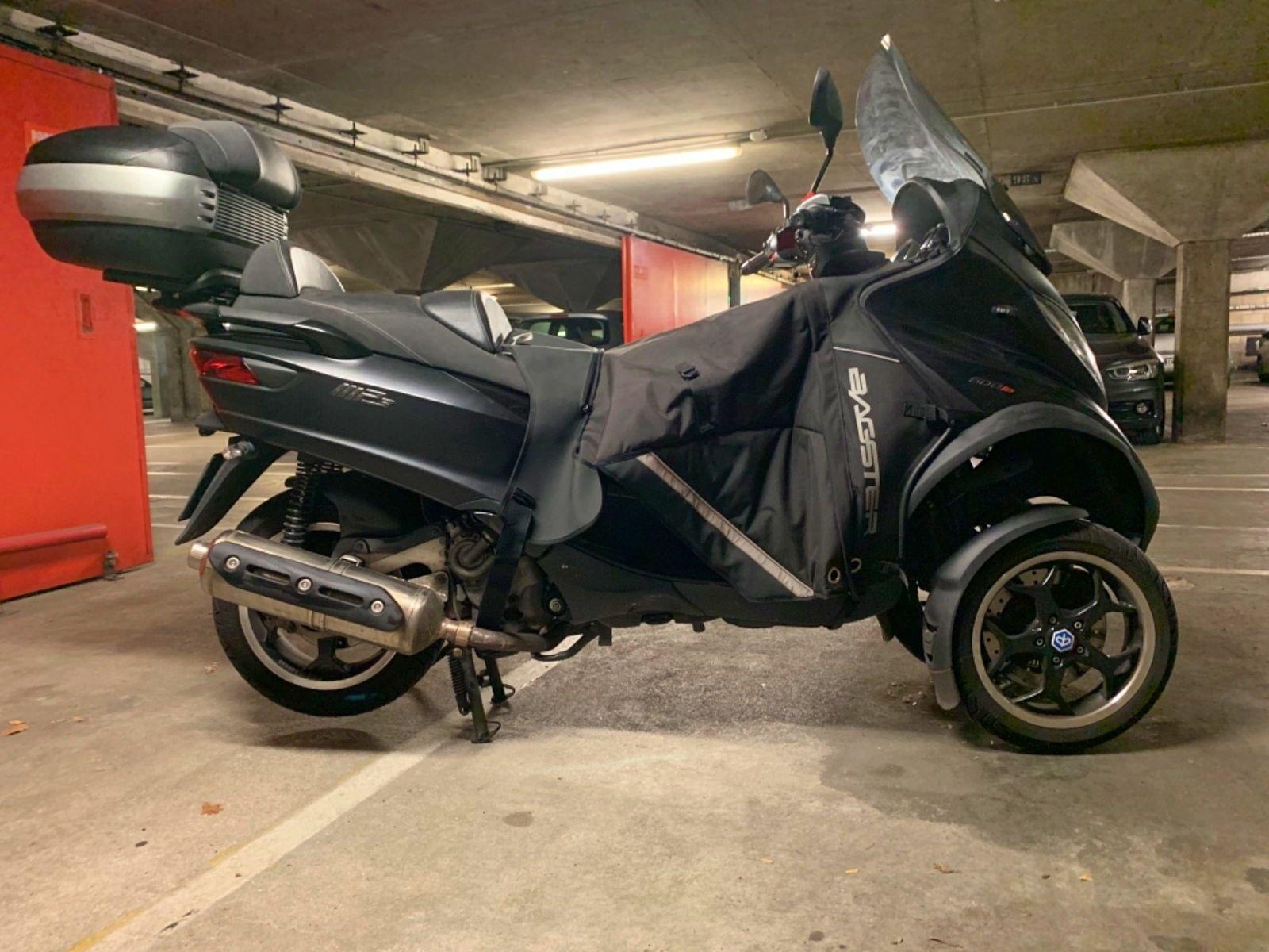 Vends PIAGGIO MP3500ie LT Sport ABS - parfait état 27500km 2014