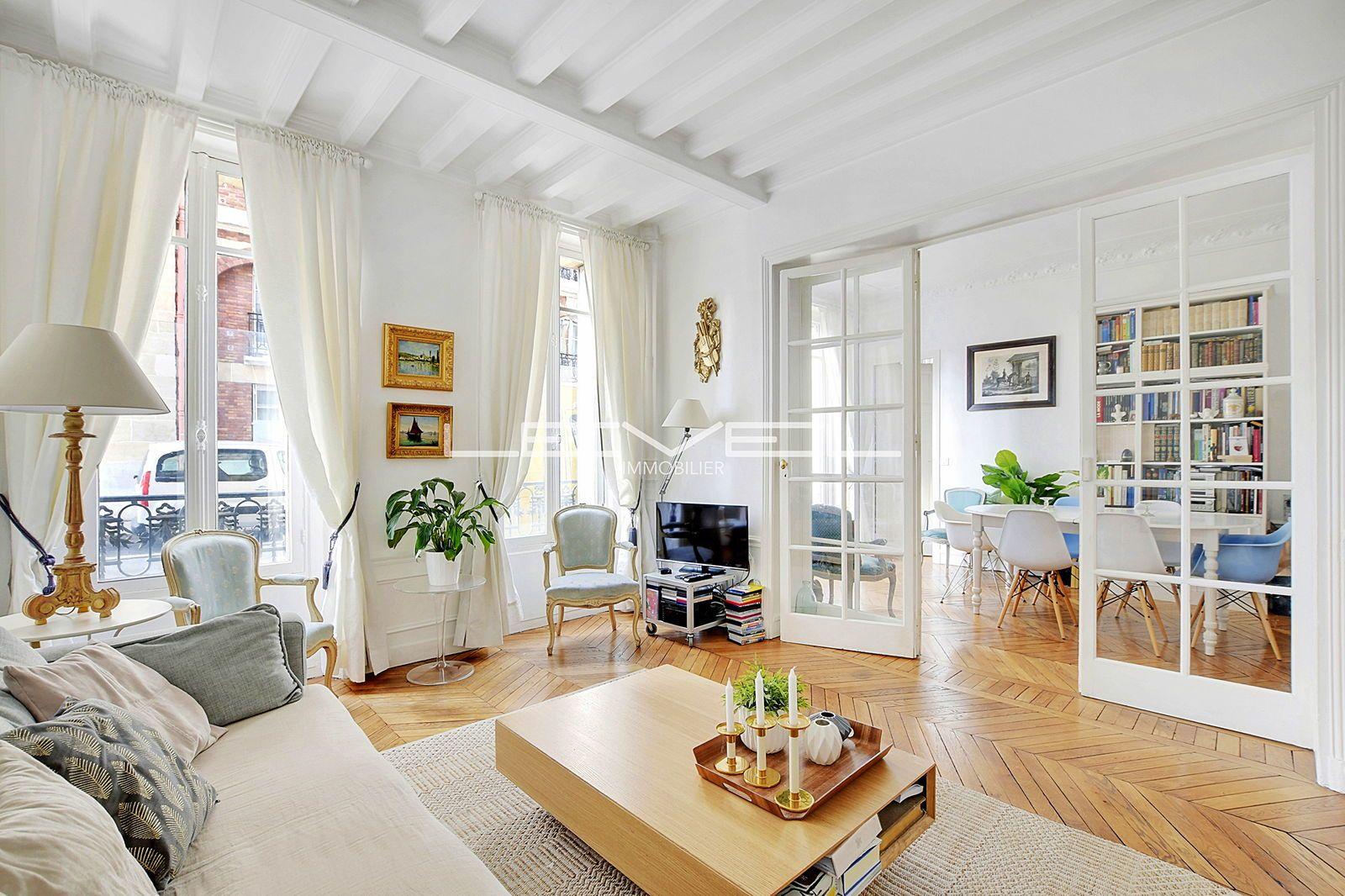 Vends appartement 4pièces - 2/3chambres - 87m² - Courbevoie (92)