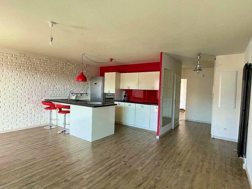 Vends 3pièces - 69m² avec balcon Montpellier (34) /Port Marianne
