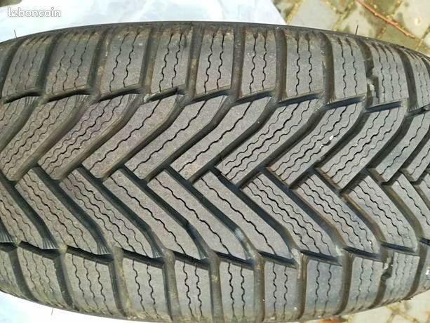 Vends 4pneus Neige Michelin Alpin 6205551795H