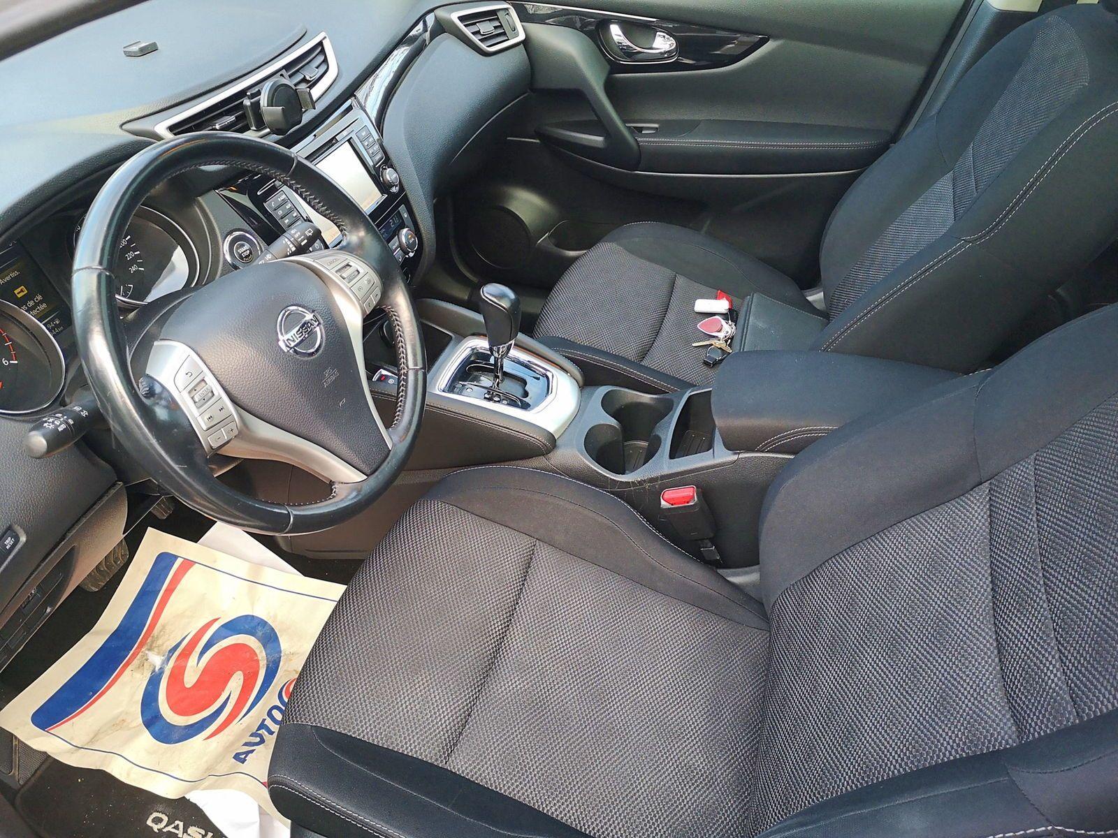 Vends Qashqaï Nissan - 2014, 144000km