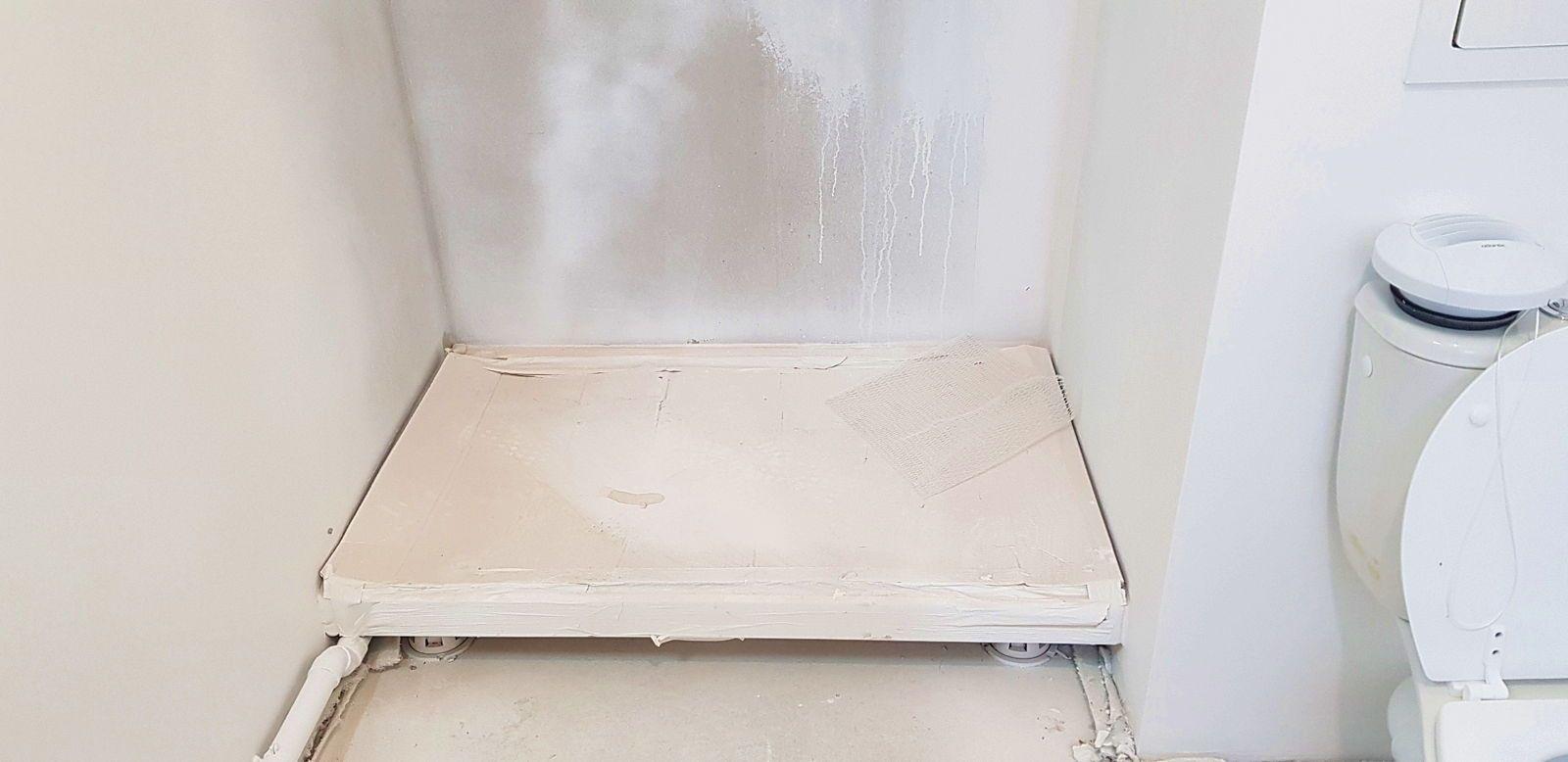 Vends receveur de douche neuf 1.20m x 0.80m épaisseur 80mm