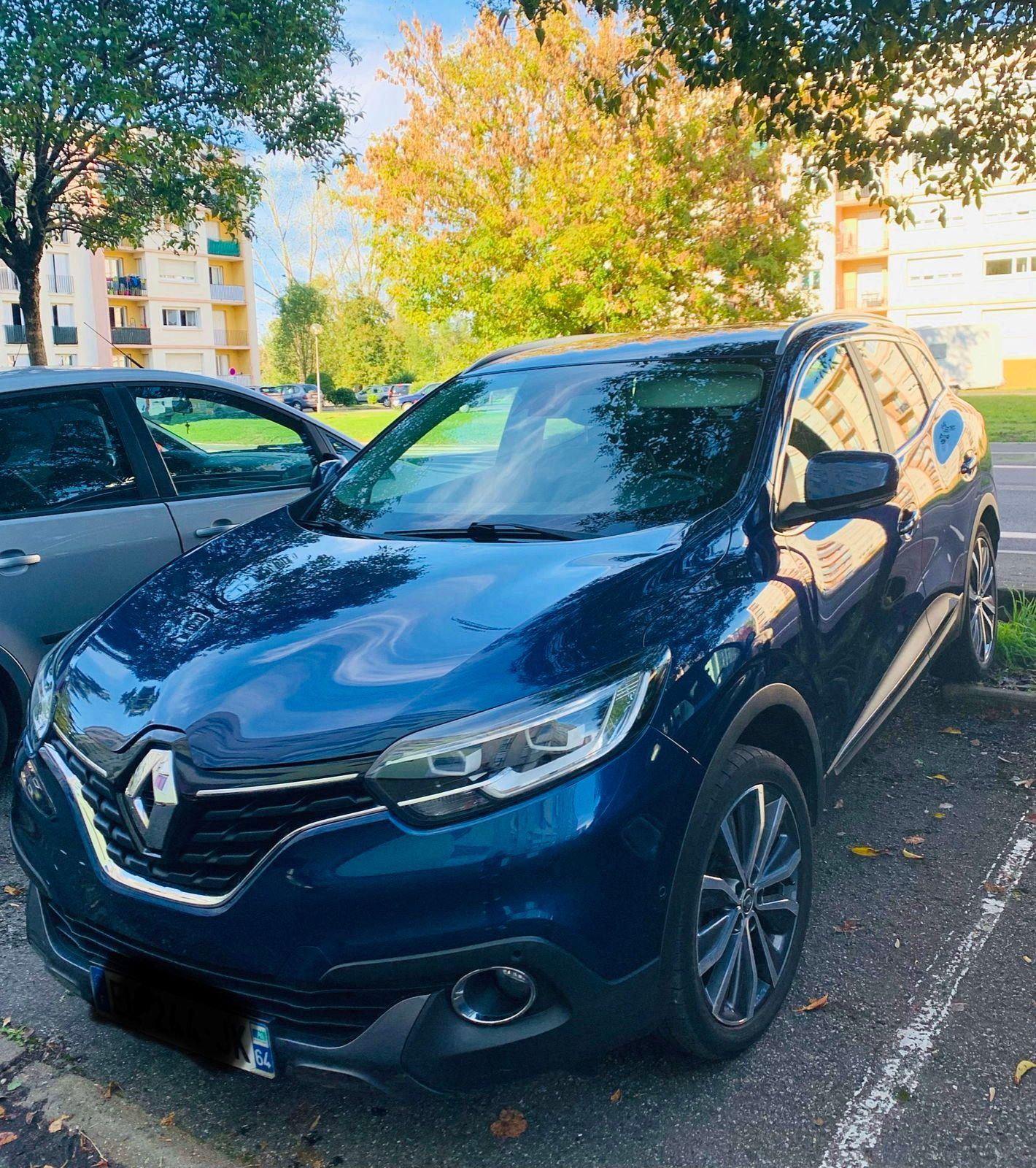 Vends SUV Renault Kadjar DCi 130CH Intens 201785487km