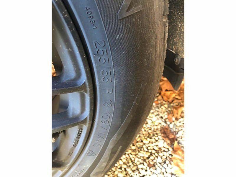 Vends 4x roues (pneus + jantes) Hiver - BMW X5