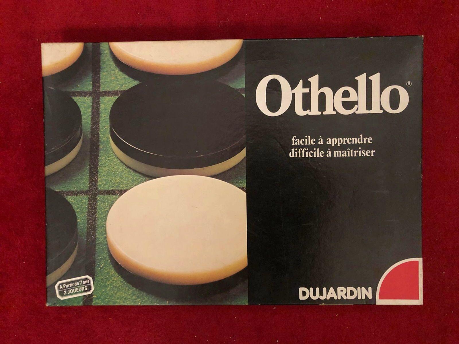 Vends jeu de société Othello