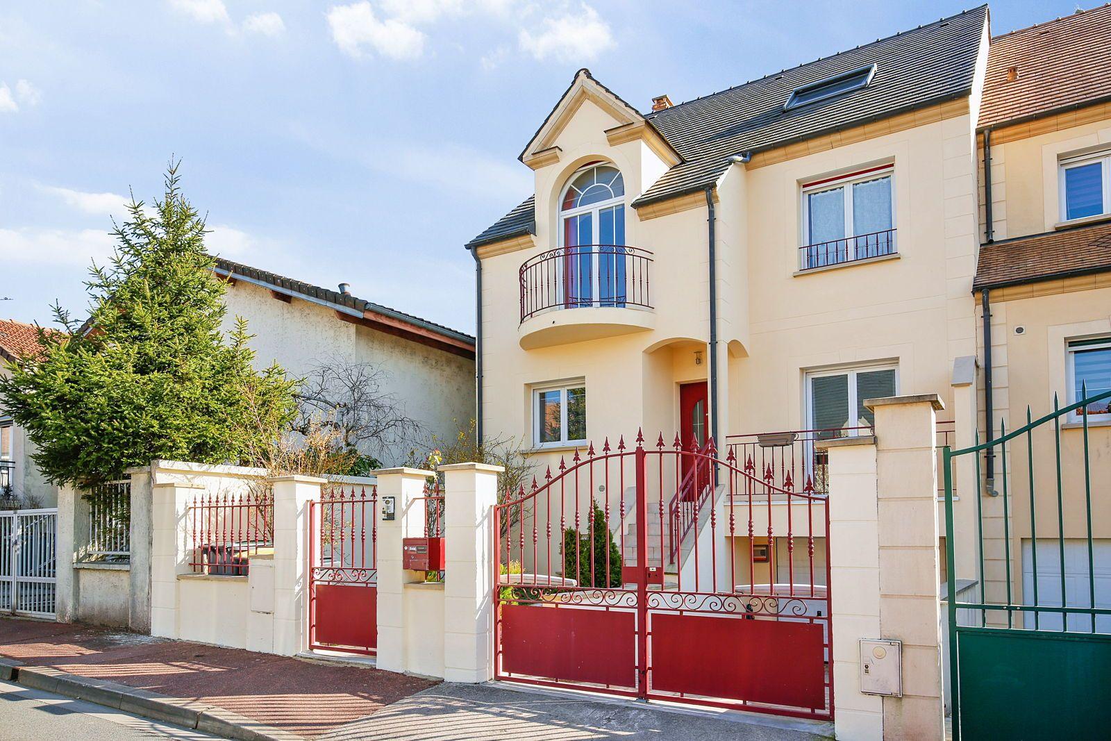 Vends splendide maison de ville - 203m² - Rue de Reims - Antony