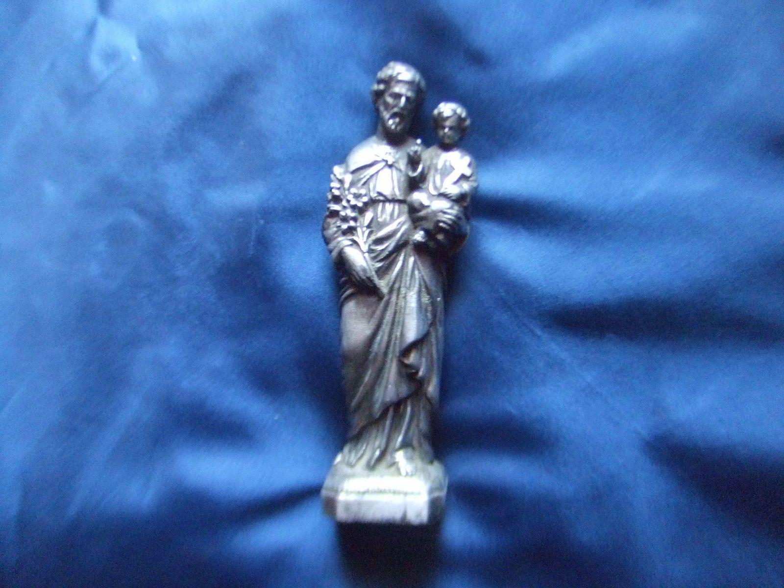 VENDS - statuette ancienne de Saint Joseph