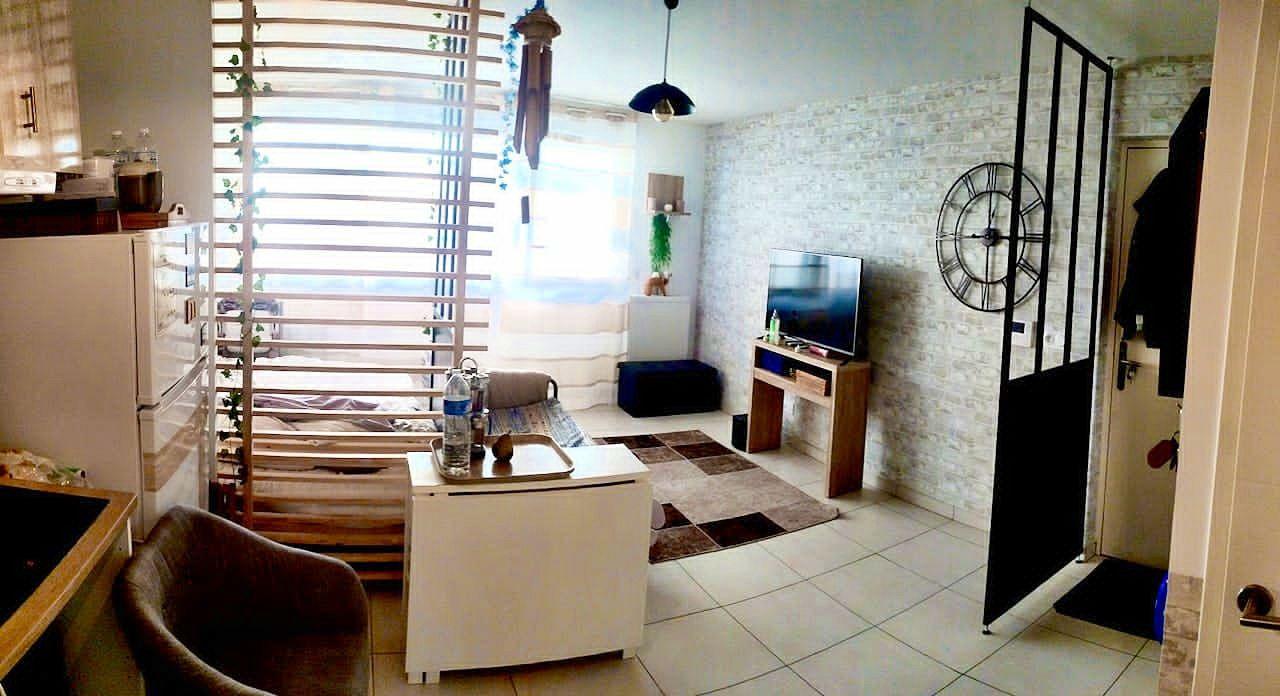 Vends studio 29m² - Castelnau-le-Lez (34)