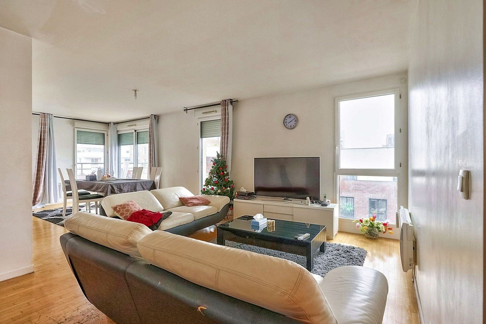 Vends superbe 4pièces 88,45m² dernier étage terrasse