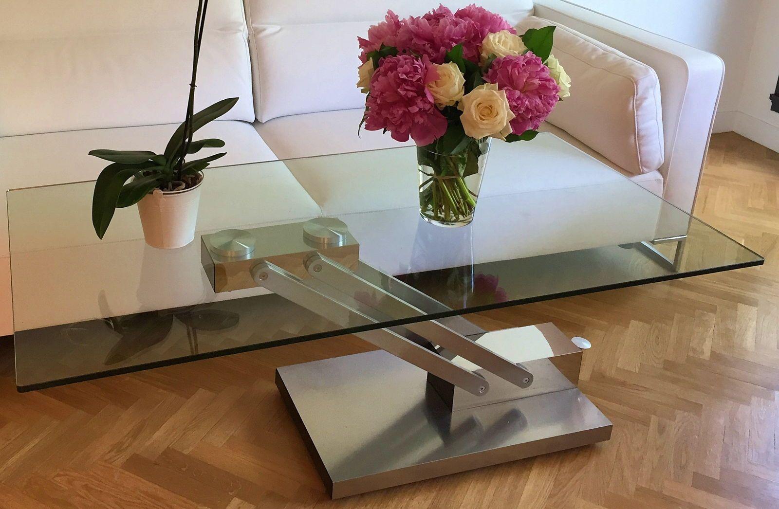 Vends table basse relevable