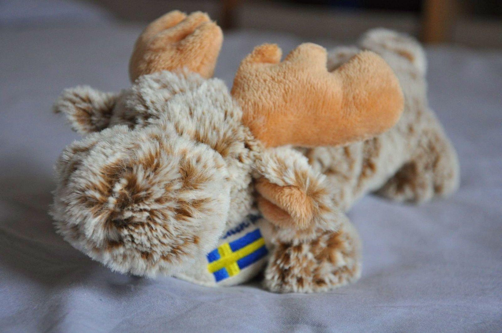 """Vends trousse """"doudou"""" Elan suédois"""