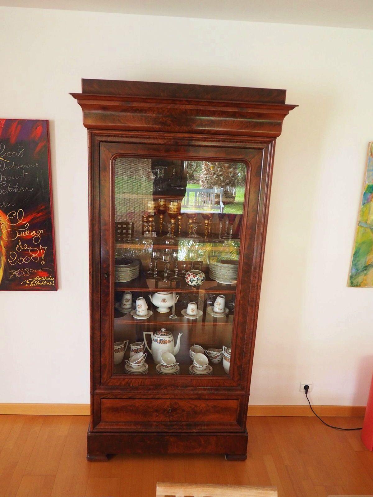 Vends armoire Louis Philippe